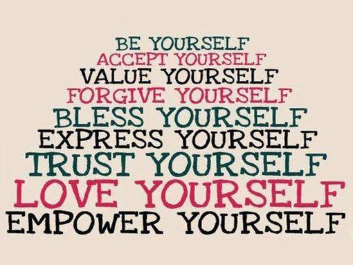 iubeste-te pe tine