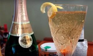 Шампань-коктейль. Коктейли с шампанским
