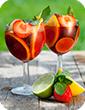 Грушовка-краснощекий Рецепты фруктовых коктейлей
