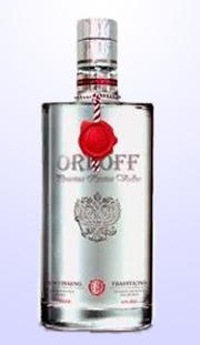 Водка-Орлофф-Премиум