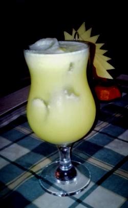 Коктейль с водкой и апельсиновым соком Секс на Пляже, Флоридский/ Sex on the Beach, Fla