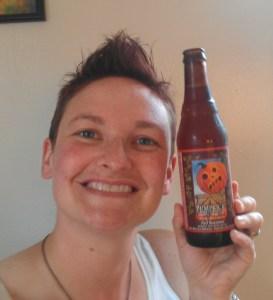 Pumpkick beer