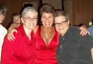 Rev, Lynn, and Megan at GCLS 2013