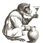Cocktail Monkey