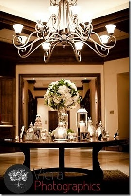 Jami Beth Entrance Table