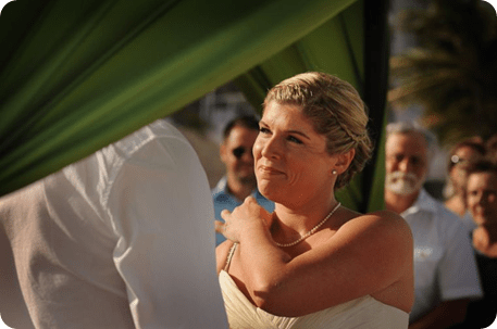 Destination wedding in Mexico Wedding on the Beach