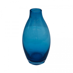 Blue Vase for Wedding centerpiece