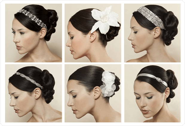 Wedding hair ideas for bride