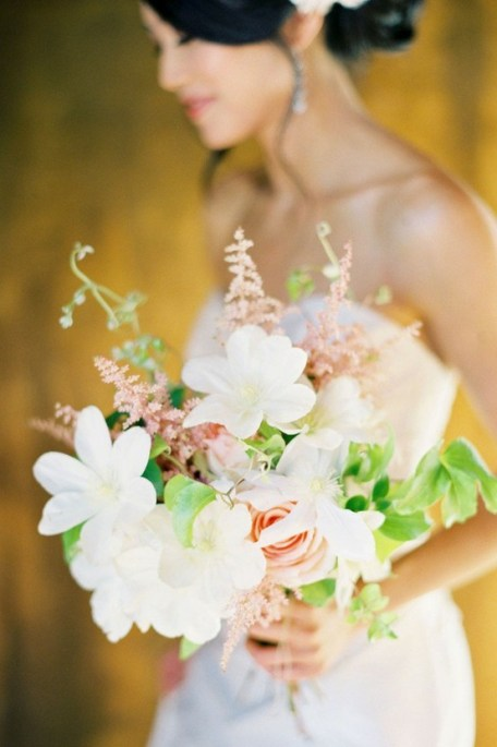 wedding bouquet ideas and inspiration photo by jose villa
