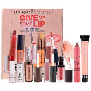 Sephora Give Me Some Lip Gift Sampler