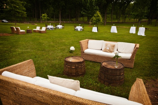 Cocktail Style Wedding Reception