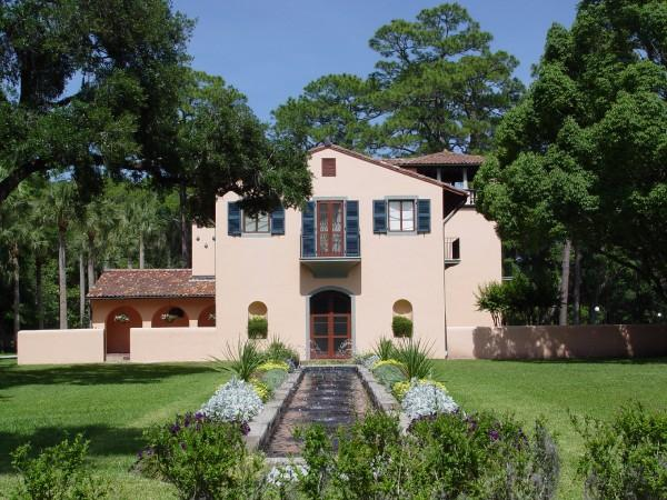 Jekyll Island Wedding Venue  Villa Marianna
