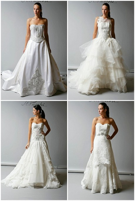 St. Pucchi Wedding Gowns