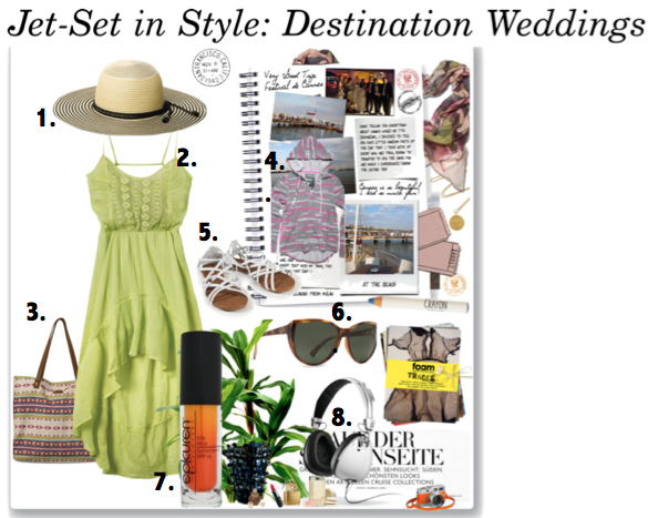 Destination Wedding Fashion