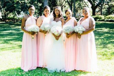 Baby's Breath Bouquet Wedding