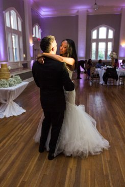 American Legion Savannah Wedding