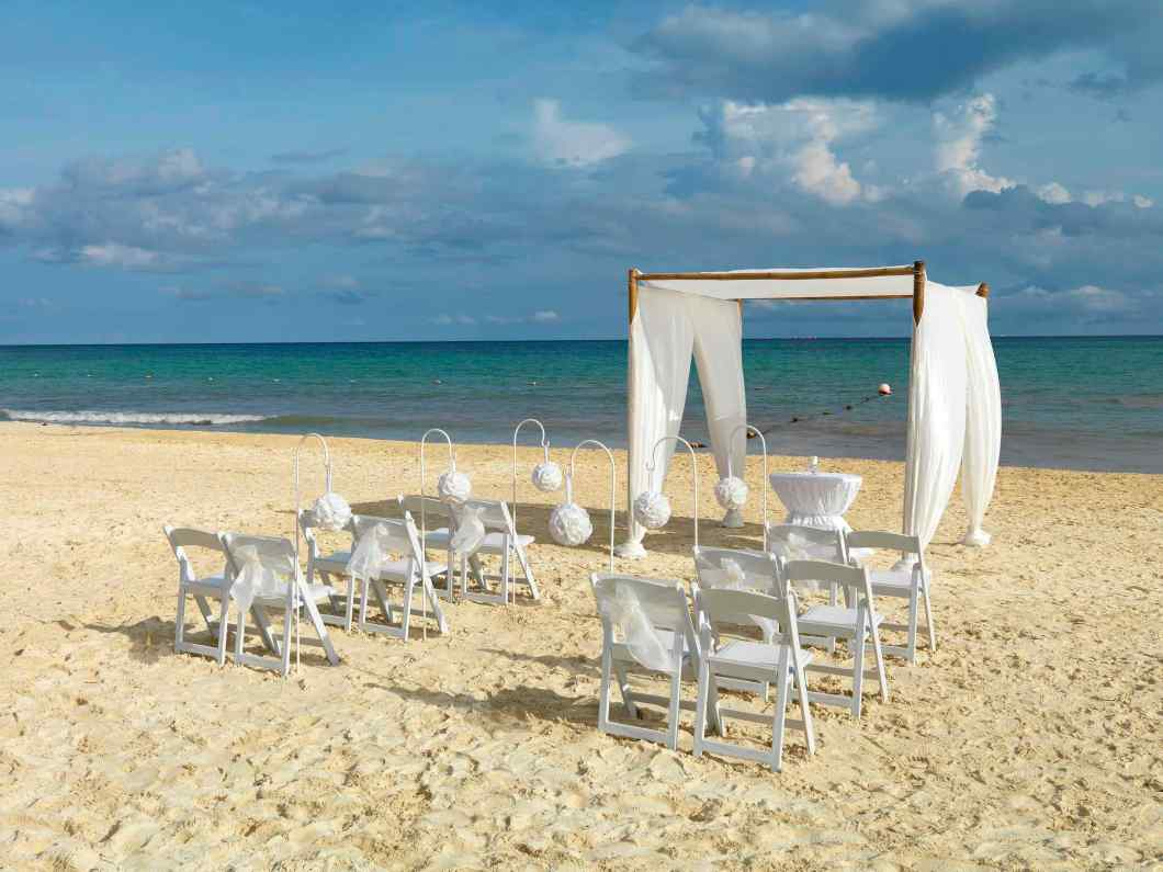 Destination Wedding Paradisus Playa Del Carmen