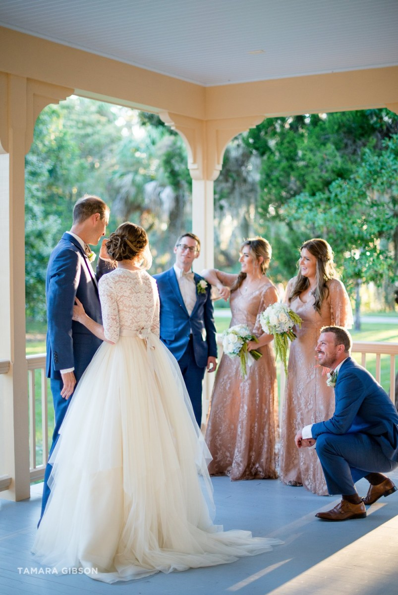 Jekyll Island Wedding Ceremony