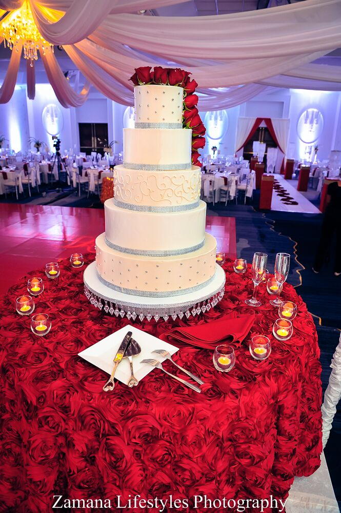 Atlanta Wedding Cake