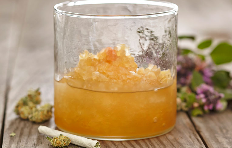 The Mezzrole Cannabis Cocktail
