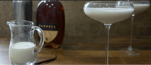 Hamilton Avenue Milk Punch
