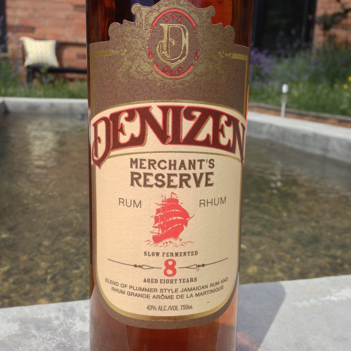 Going Deeper with Denizen Merchant's Reserve, and Dutch rum powerhouse E&A Scheer