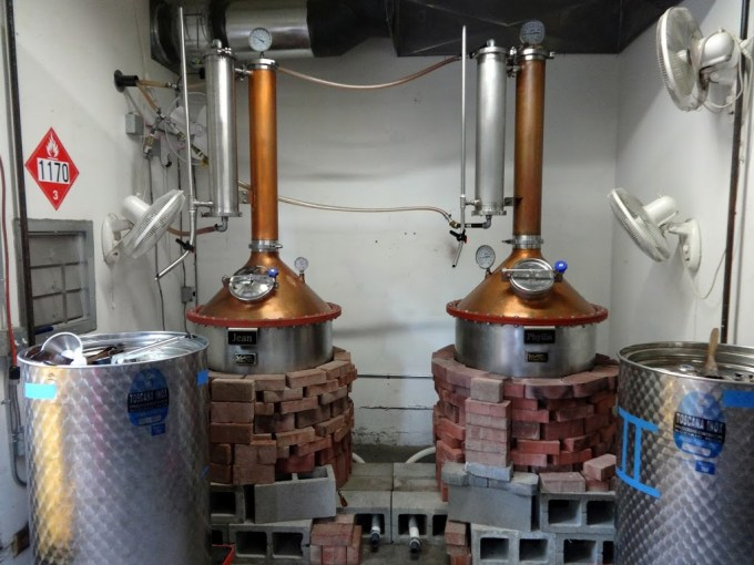 Gin is Big at Seattle's Captive Spirits