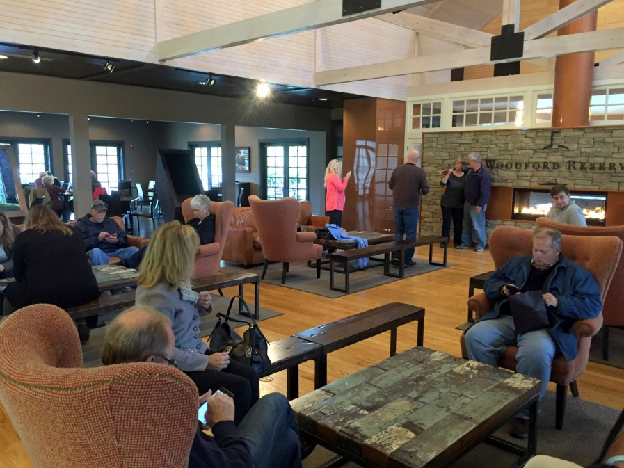 Woodford Reserve visitor's center