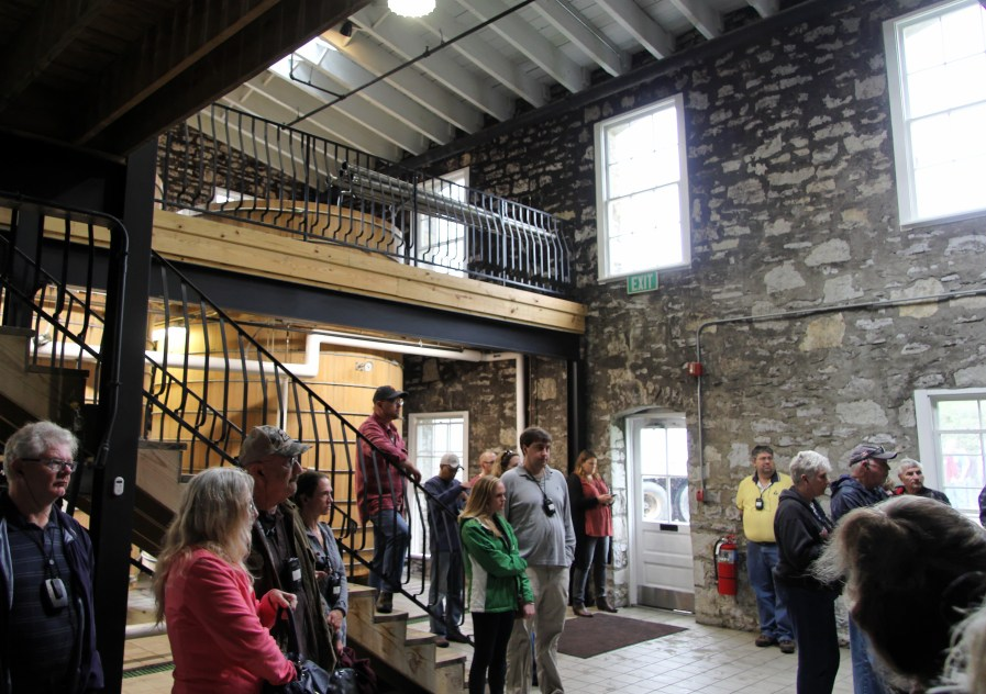 Woodford Reserve tour