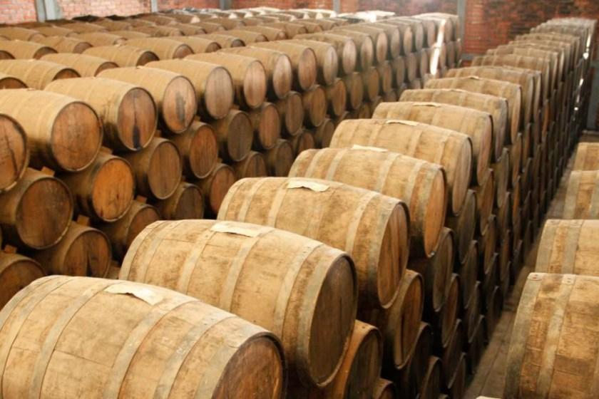 Demetrio barrels