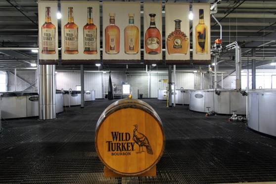 Hunting American Whiskey Heritage at the Wild Turkey Distillery