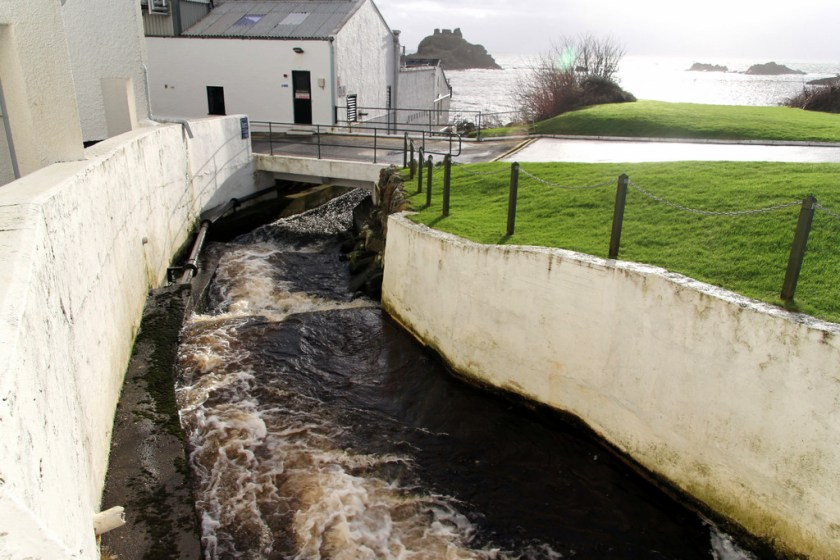 Lagavulin water source