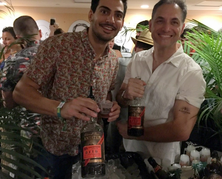 Plantation OFTD launch at Tales of the Cocktail 2016.