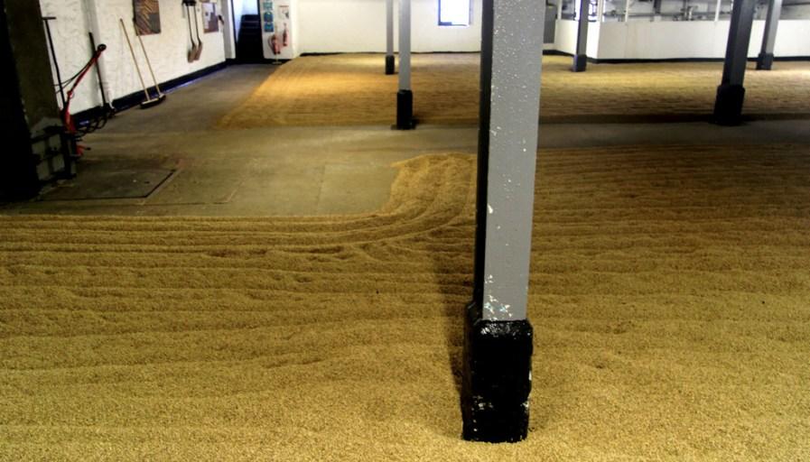 Malt floor, Bowmore