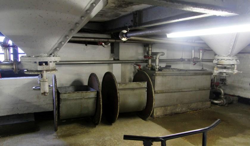 Malt floor tools, Bowmore distillery