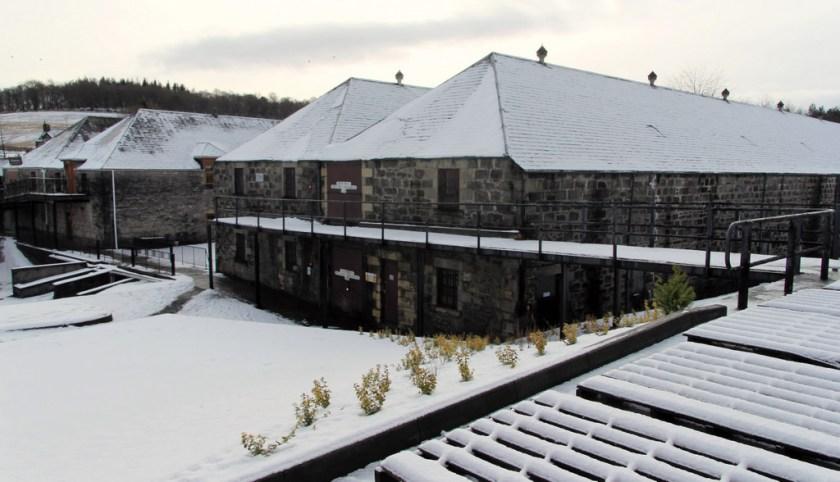 Warehouses, Glenfiddich Distillery