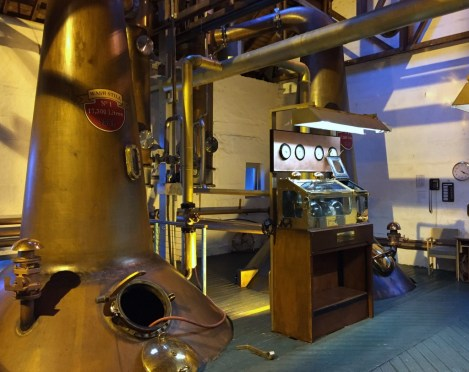 Bruichladdich Distillery – Stepping Back in Time and Into the Future