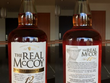 Real McCoy Limited Edition 12 year