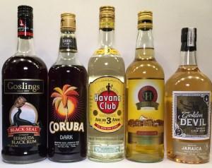 Rum colors