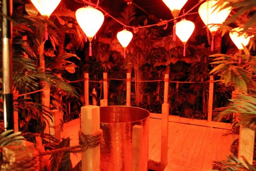 Molasses mixing tank, Lost Spirits Los Angeles Distillery