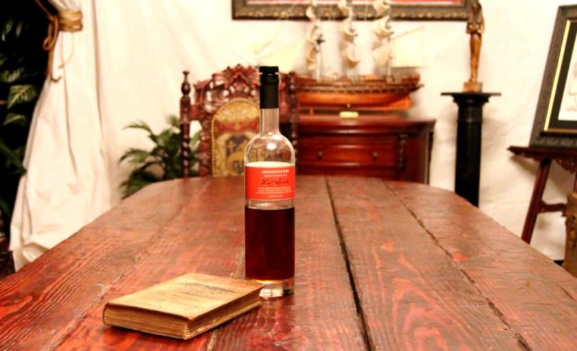 Whisky tasting room, Lost Spirits Los Angeles Distillery