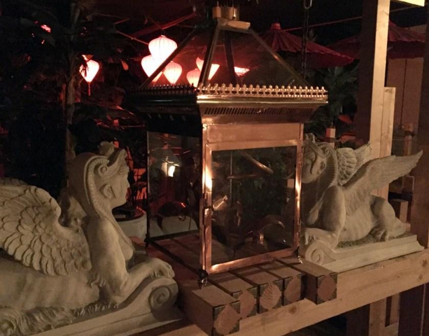 Spirit safe, Lost Spirits Los Angeles Distillery