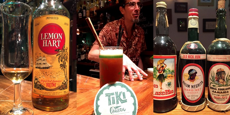 Tiki Chateau, Madrid