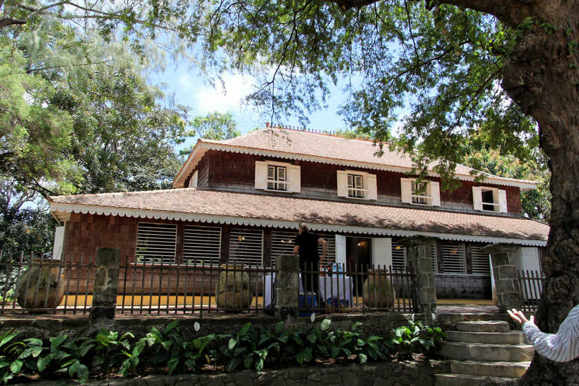Habitation Clemént, Martinique