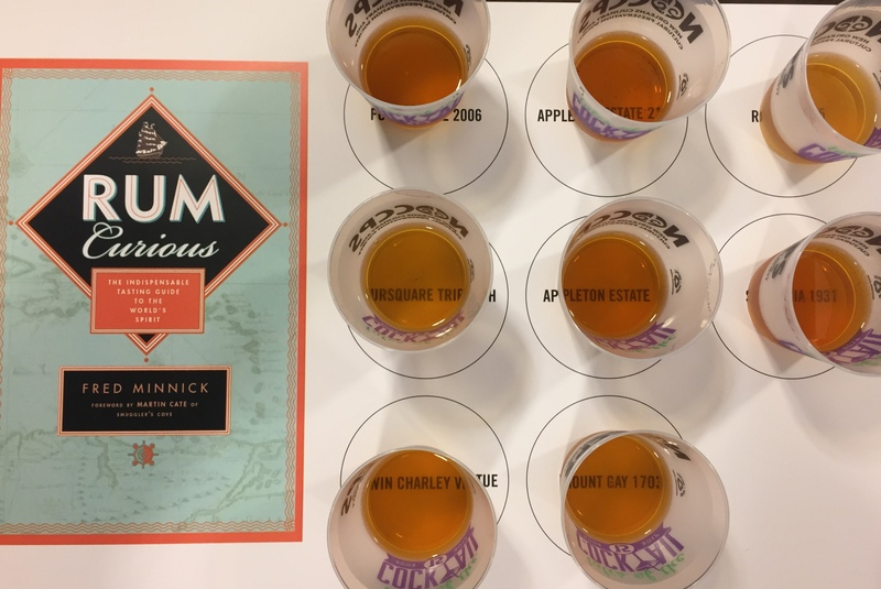 Rum: Just Sip It session. Tales of the Cocktail 2017