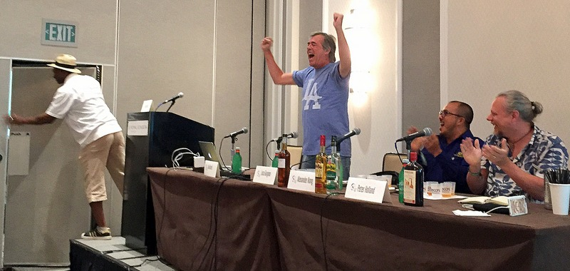 Moving Beyond Colour, A New Classification for Rum session. Tales of the Cocktail 2017