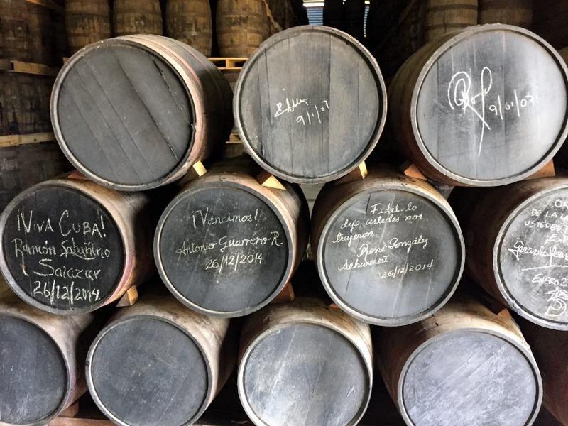 Havana Club San José distillery