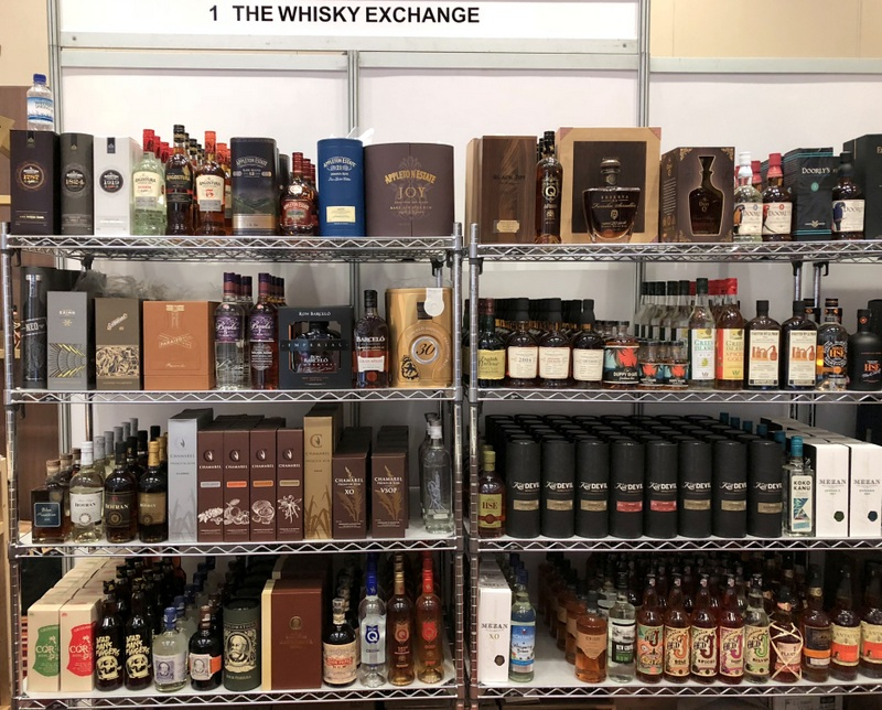 The Whisky Exchange, UK RumFest 2017