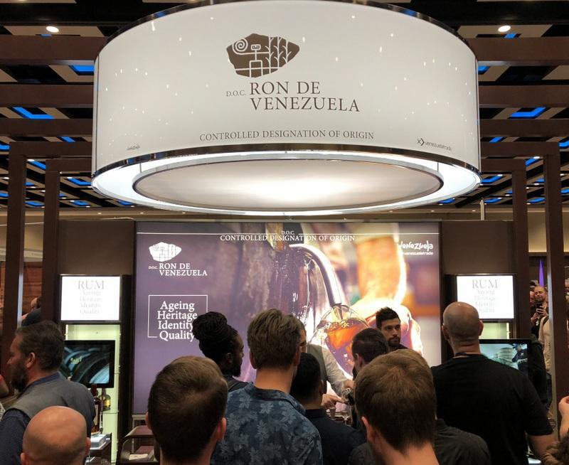 Ron de Venezuela, UK RumFest 2017