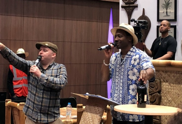 Charity Rum Auction, UK RumFest 2017
